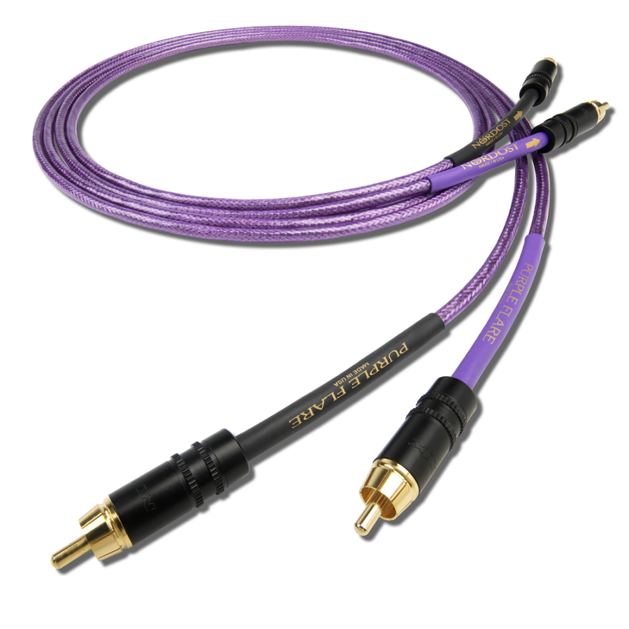 Nordost Leif Purple Flare Interconnect