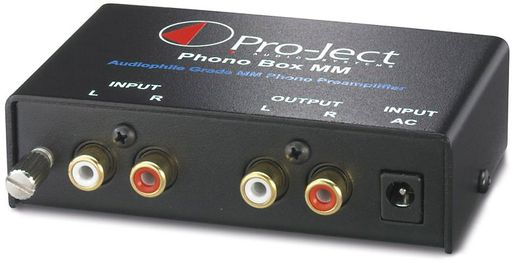 Pro-Ject Phono Box MM (DC)